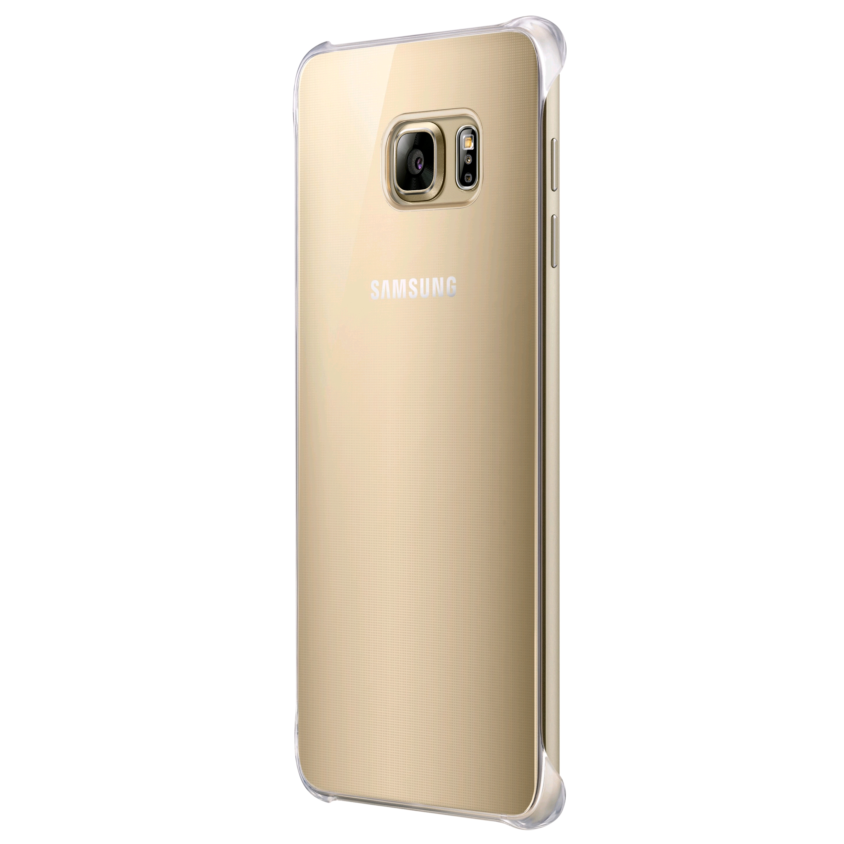 a95173c586f Samsung Glossy Cover for Samsung Galaxy S6 edge+ (Gold) - EXPANSYS Thailand