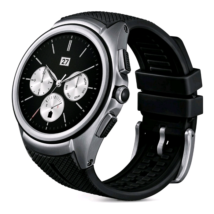 LG Watch Urbane 2nd Edition LTE LG-W200 (Stainless Steel ...