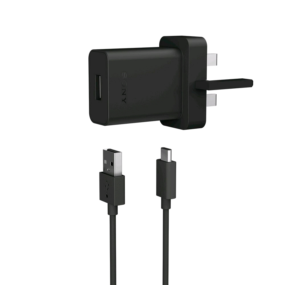 Buy Sony USB Charger UCH20C (Black, UK) – Official Sony ...