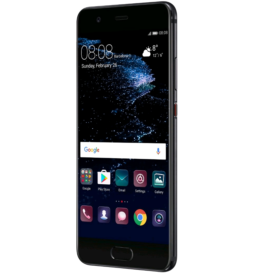 huawei p10 free p10 tpu case graphite black uk vmall official huawei honor store. Black Bedroom Furniture Sets. Home Design Ideas