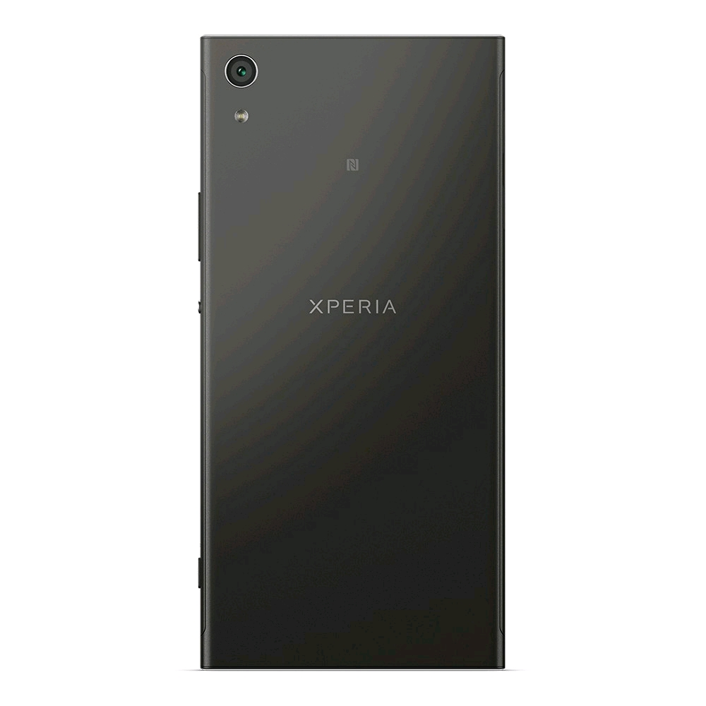 buy sony xperia xa1 ultra black uk ie official. Black Bedroom Furniture Sets. Home Design Ideas