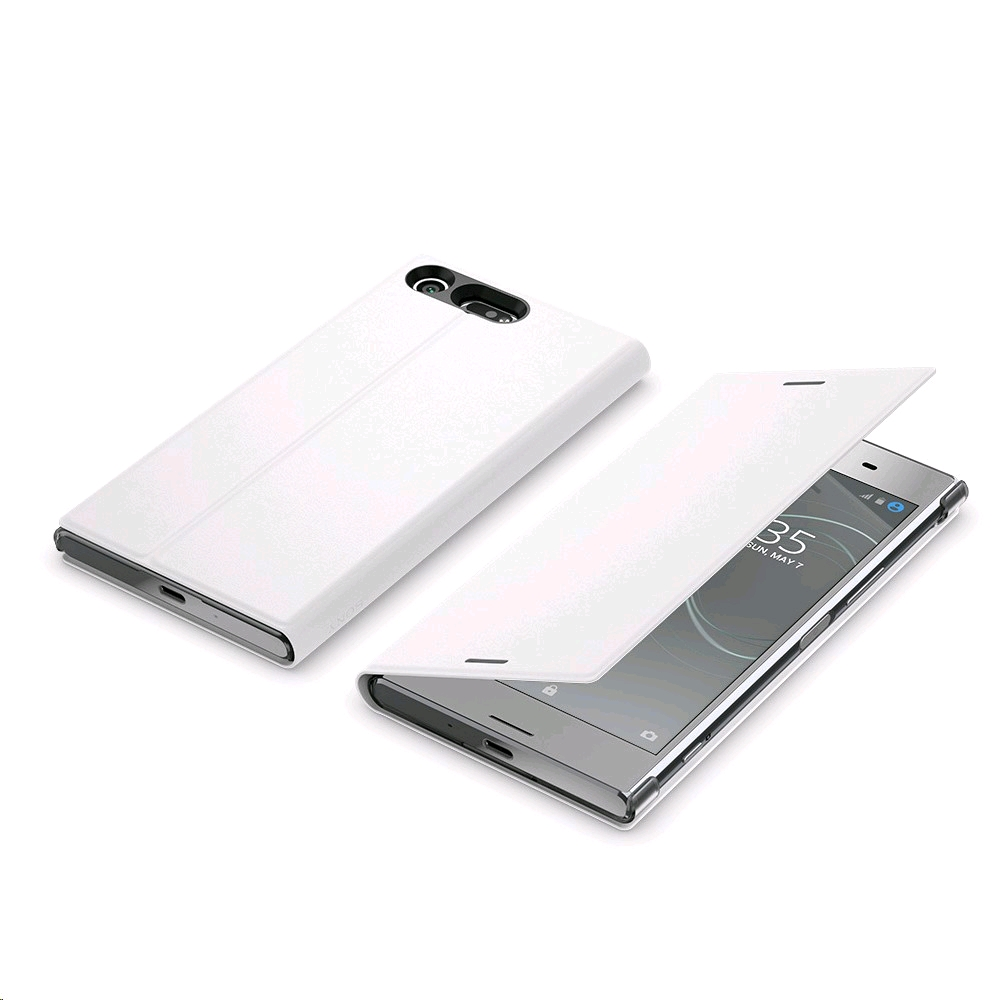 timeless design 7bd77 4837a Sony Style Cover Stand SCSG10 for Xperia XZ Premium White, Special Offer
