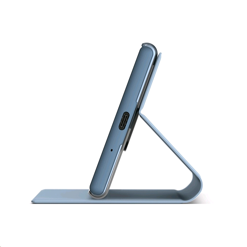 best service bba93 cf251 Sony Style Cover Stand SCSG50 for Xperia XZ1 Blue, Special Offer