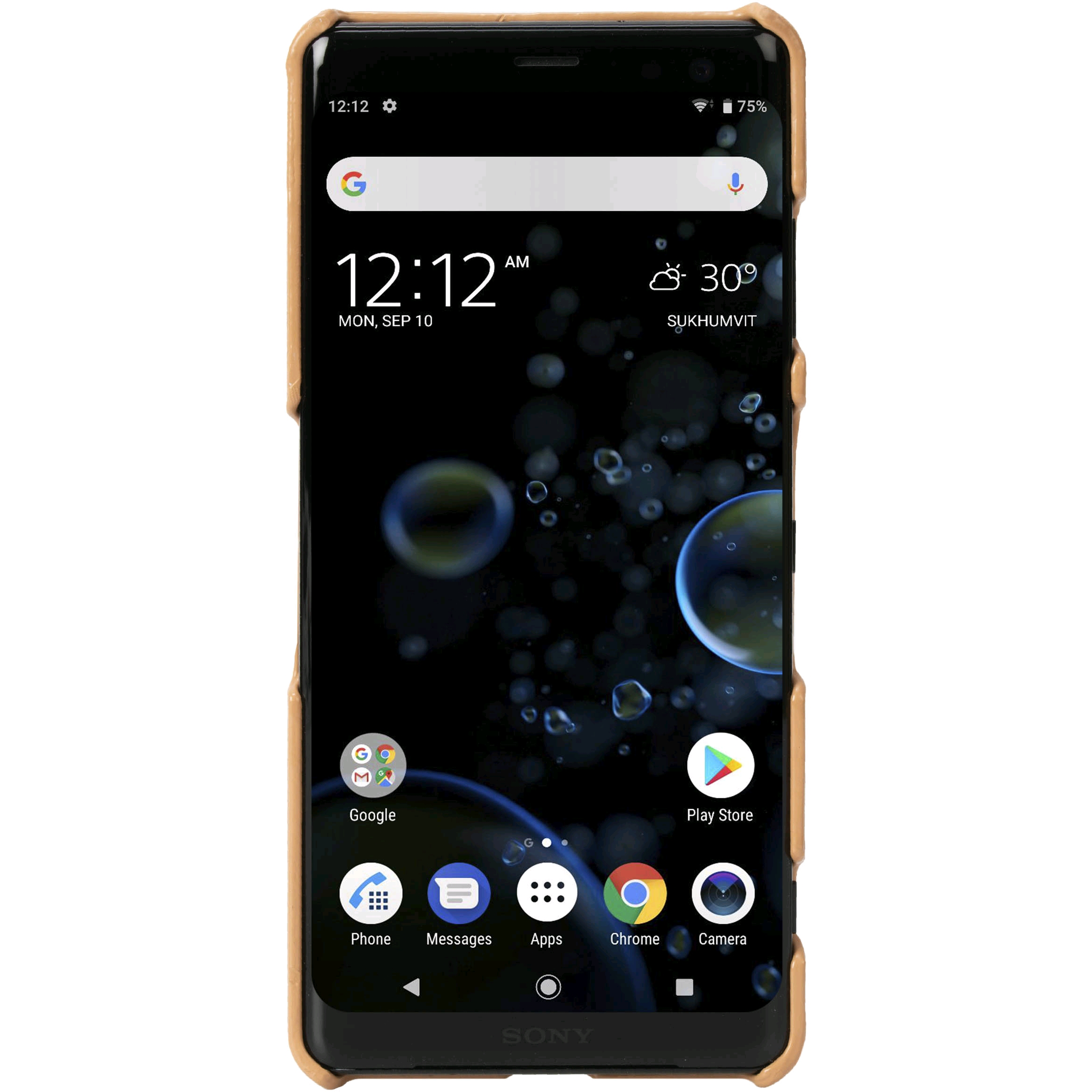 Buy Krusell Sunne Cover Sony Xperia XZ3 (Vintage Nude) – Official Sony  Xperia Store UK