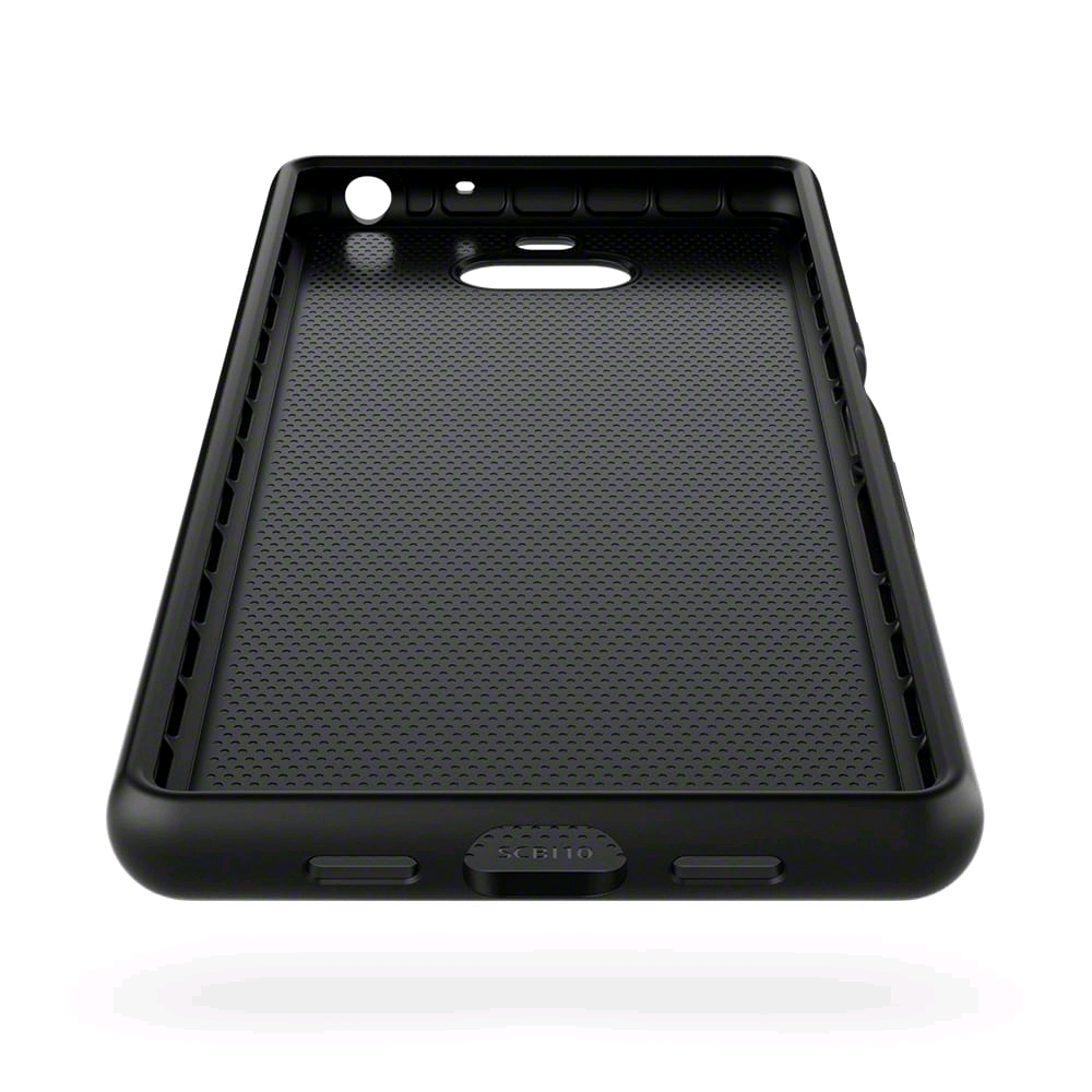 Sony Back Cover SCBI10 Black