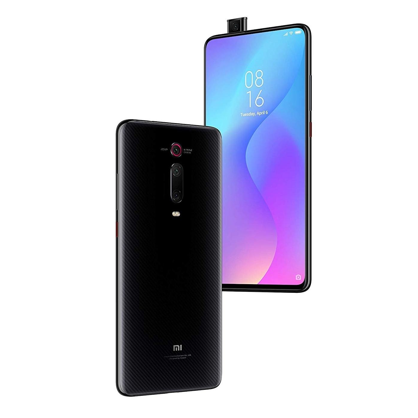 Xiaomi Mi 9T Dual-SIM 6GB/64GB, Carbon Black