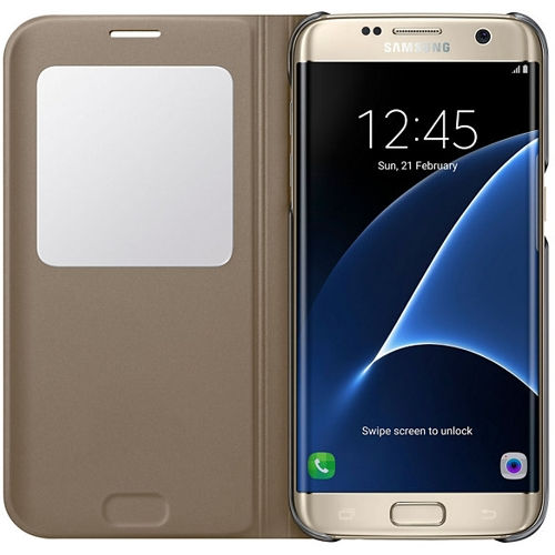 Samsung S View Cover Galaxy S7 Edge - (3)
