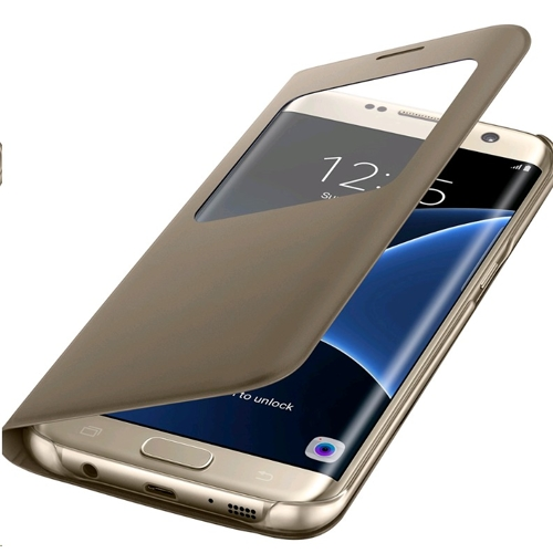 Samsung S View Cover Galaxy S7 Edge - (4)