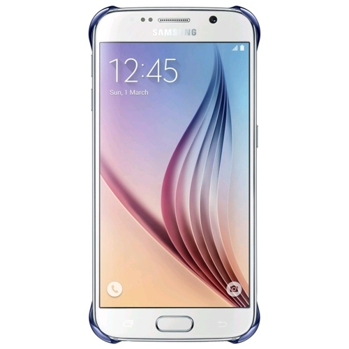 Samsung Clear Cover Galaxy S6 - (2)