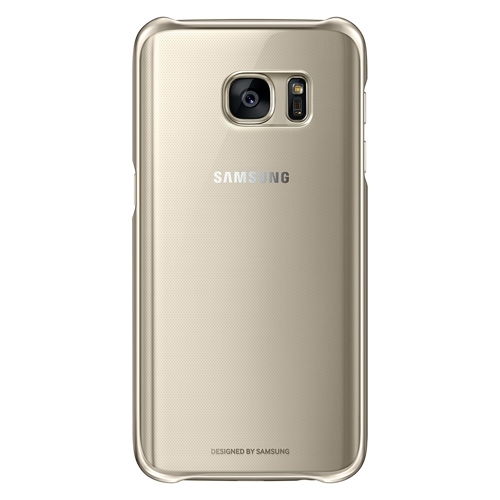 Samsung Clear Cover Galaxy S7 - (2)
