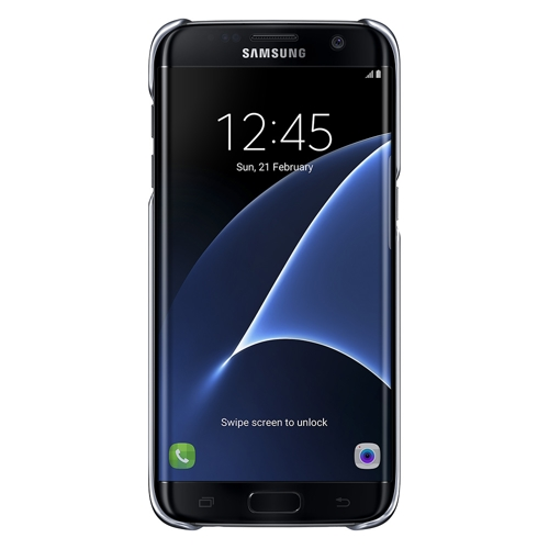 Samsung Clear Cover Galaxy S7 Edge - (3)