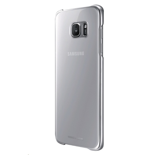 Samsung Clear Cover Galaxy S7 Edge - (2)