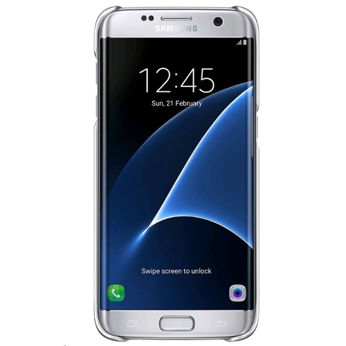 Samsung Clear Cover Galaxy S7 Edge - (4)