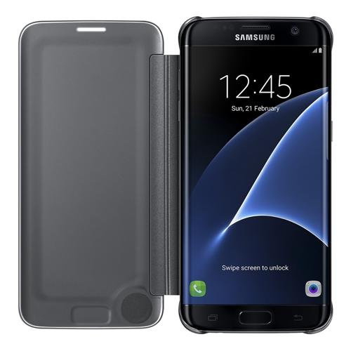 Samsung Clear View Cover Galaxy S7 Edge - (4)