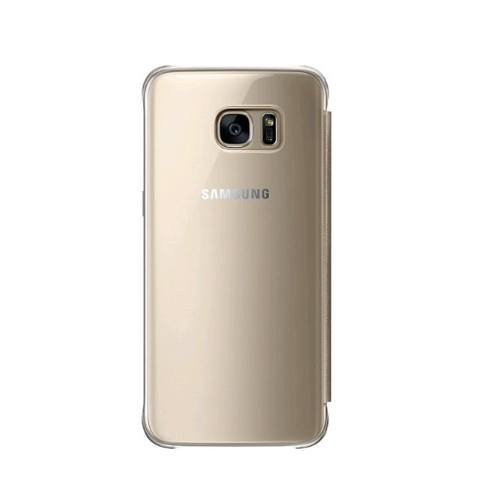 Samsung Clear View Cover Galaxy S7 Edge - (2)