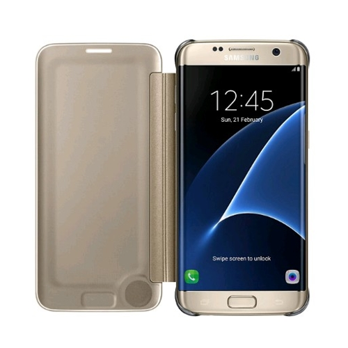 Samsung Clear View Cover Galaxy S7 Edge - (3)