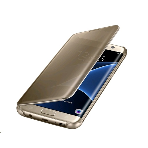Samsung Clear View Cover Galaxy S7 Edge - (4)