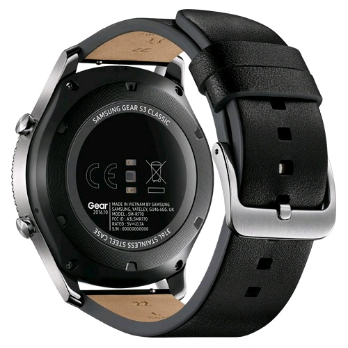 Samsung Gear S3 Classic - (2)