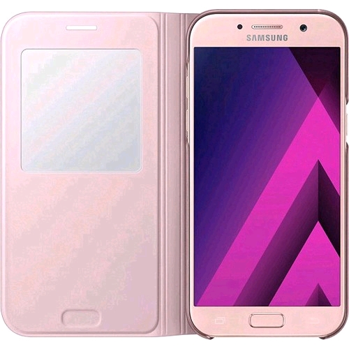 Samsung Galaxy A5 2017 S View Standing Cover - (3)