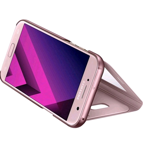 Samsung Galaxy A5 2017 S View Standing Cover - (5)