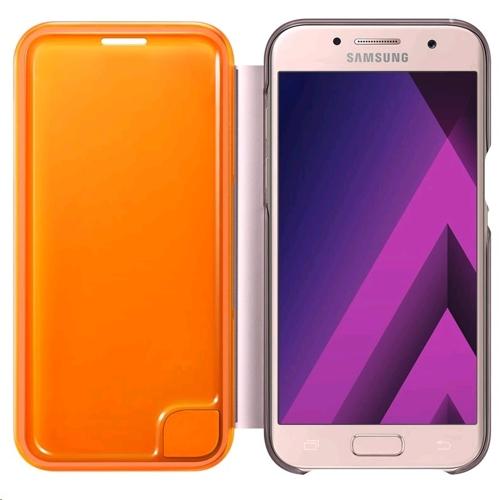 Samsung Galaxy A3 2017 Neon Flip Cover - (2)