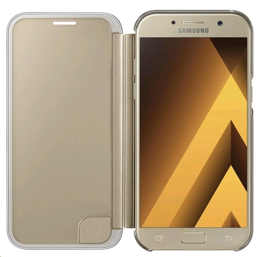Samsung Galaxy A5 2017 Clear View Cover - (2)