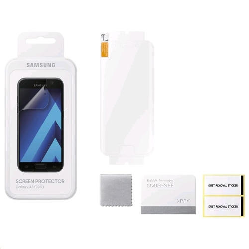 Samsung Galaxy A3 2017 Screen Protector - (3)
