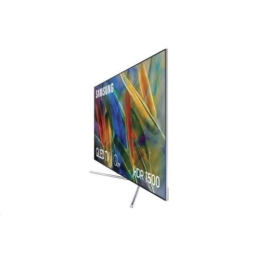 "Samsung 55"" QLED TV 4K Flat Smart TV Q7F - (5)"