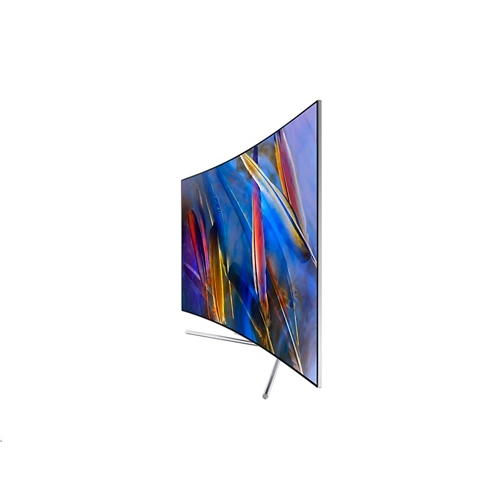 "Samsung 65"" QLED TV 4K Curved Q7C - (7)"