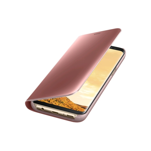 Samsung Galaxy S8 Clear View Standing Cover - (4)