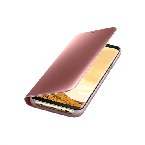 Samsung Galaxy S8+ Clear View Standing Cover - (5)