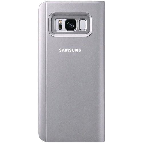 Samsung Galaxy S8+ Clear View Standing Cover - (2)