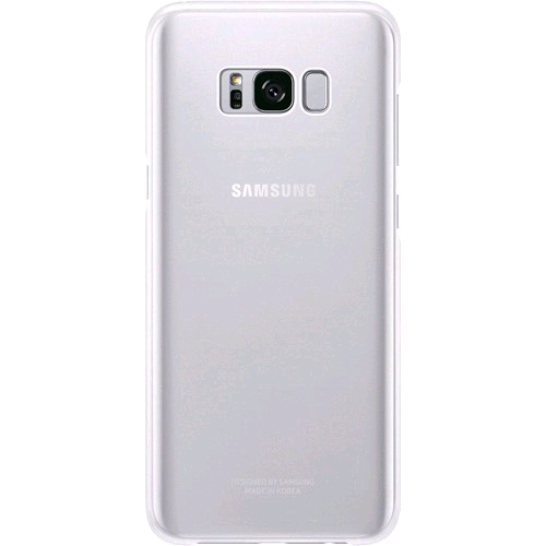 Samsung Galaxy S8+ Clear Cover - (2)
