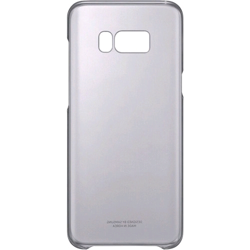 Samsung Galaxy S8+ Clear Cover - (3)
