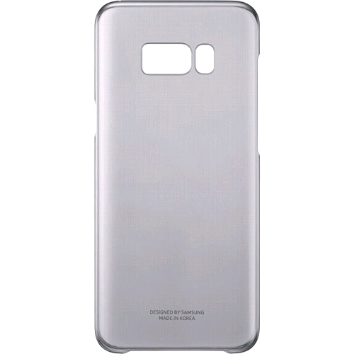 Samsung Galaxy S8+ Clear Cover - (4)