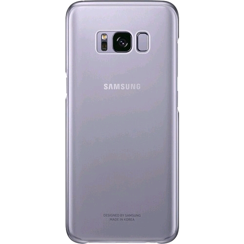 Samsung Galaxy S8 Clear Cover - (2)