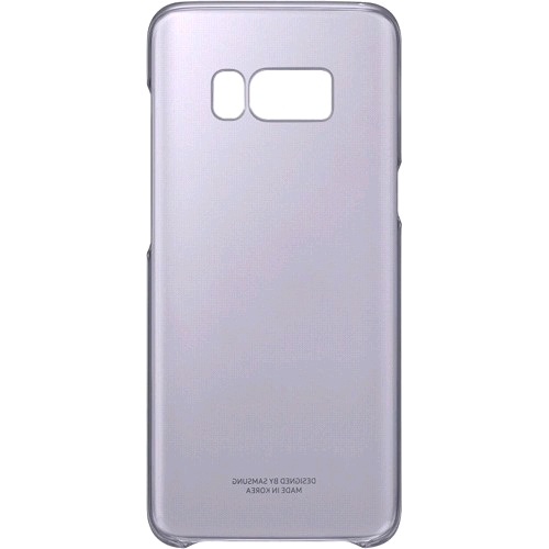 Samsung Galaxy S8 Clear Cover - (3)