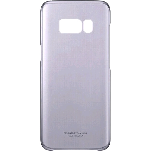 Samsung Galaxy S8 Clear Cover - (4)
