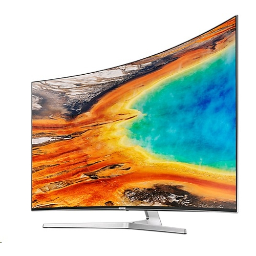 "Samsung 49"" MU9005 Curved UHD 4K TV - (6)"