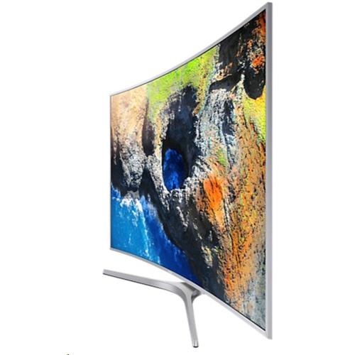 "Samsung 65"" MU6505 Curved UHD 4K TV - (6)"