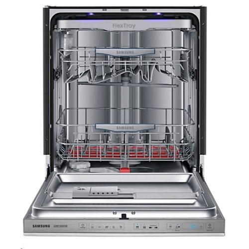Samsung Chef Collection DW9000 WaterWall oppvaskmaskin - (2)