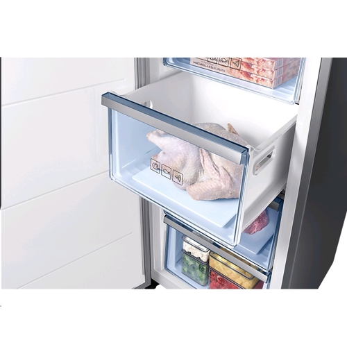 Samsung RR7000M Freezer, with NoFrost and Slim ice maker - (6)