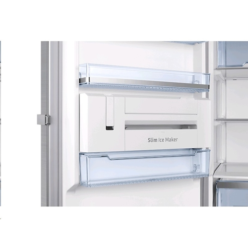 Samsung RR7000M Freezer, with NoFrost and Slim ice maker - (7)