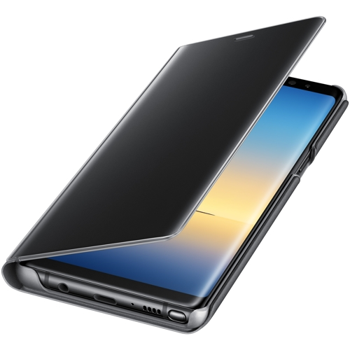 Samsung Galaxy Note8 Clear View Standing Cover - (3)