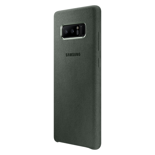Samsung Galaxy Note8 Alcantara Cover - (2)