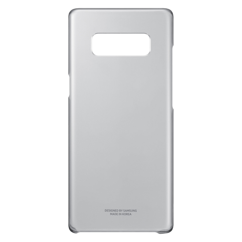 Samsung Galaxy Note8 Clear Cover for Galaxy Note8 - (2)