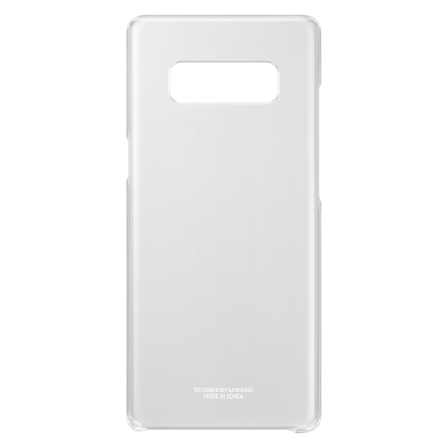 Samsung Galaxy Note8 Clear Cover - (2)