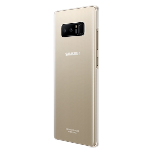 Samsung Galaxy Note8 Clear Cover - (3)