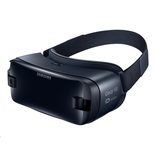 Samsung Gear VR with controller - (3)