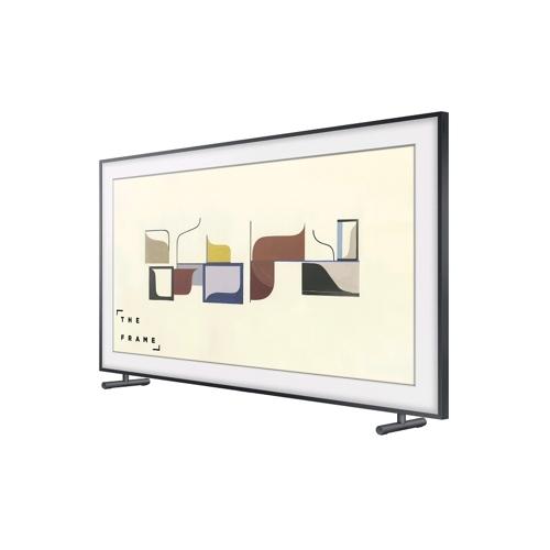 """Samsung 55"""" The Frame, inkl. extra ram (mörkt trä) - (6)"""